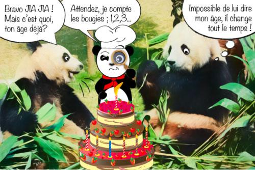 Petit Chef Panda | Recette patisserie enfant