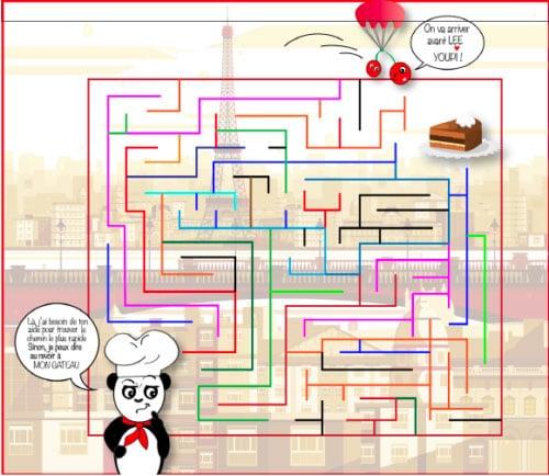 Petit Chef Panda | Livre de recettes pour enfant