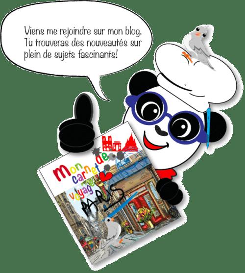 Petit Chef Panda | livre patisserie enfant