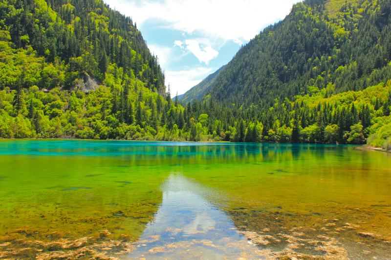 (photo de la province de Sichuan)