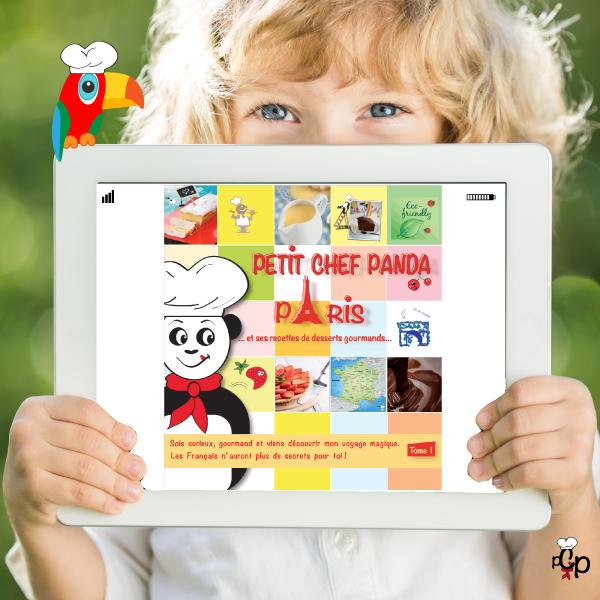 Livre de recette de cuisine / patisserie pour enfant