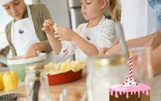 Cuisinez avec votre enfant