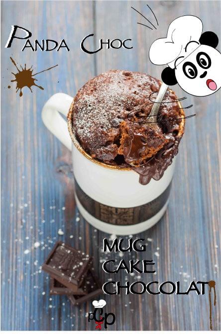 Recette Gateau Chocolat Facile Et Rapide Petit Chef Panda