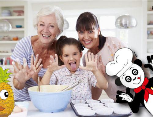 Donner l'envie à vos enfants de faire la cuisine