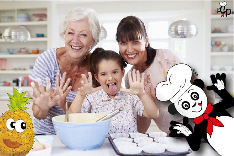 Donner l envie vos enfants de faire la cuisine petit - Les enfants en cuisine ...