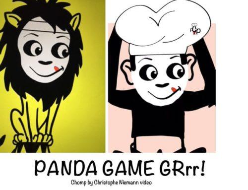 PANDA GAME Grrrr! «Attention à celui qui rit !»