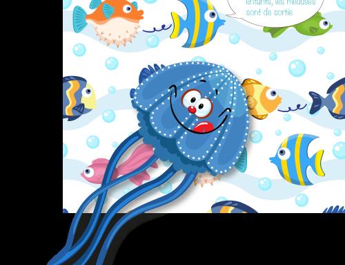 Les méduses sont de sortie!